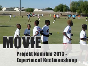 Projekt Namibia 2013 - Movie
