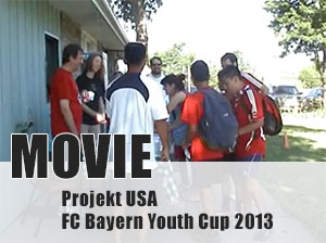 FC Bayern Youth Cup 2013 - Movie